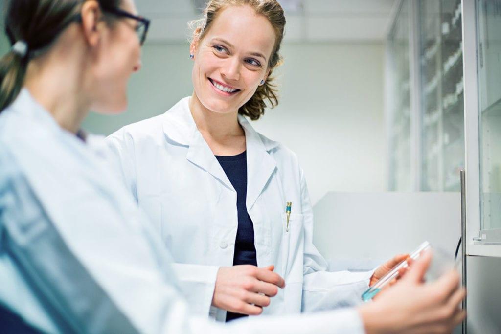 Digitaler Impfnachweis können Impfzentren und Arztpraxen einfach und sicher über das Online-Briefportal von Binect versenden.